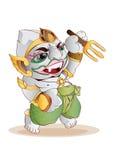 Hanuman Imagens de Stock Royalty Free