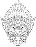 Hanuman Fotografía de archivo libre de regalías