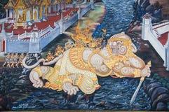 Hanuman Immagine Stock