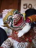 Hanuman - burattino dalla Tailandia Immagine Stock Libera da Diritti