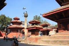 Hanuman Dhoka στο Νεπάλ. στοκ φωτογραφία με δικαίωμα ελεύθερης χρήσης