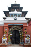Hanuman Dhoka Fotografie Stock