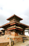 Hanuman Dhoka Durbar is situated in the central Kathmandu and ge Royalty Free Stock Photo