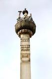 Hanuman Dhoka Durbar, a tower infront of the  old Royal palace of Kathmandu Royalty Free Stock Images