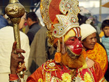 Hanuman, Head of Monkeys