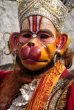 Hanuman of hindu epic ramayana Royalty Free Stock Photos