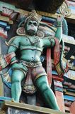 Hanuman - hindu God, king of monkeys Stock Photo