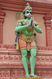 hanuman hinduiskt för gud arkivbild