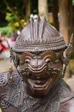 Hanuman, il re delle scimmie nel Ramayana Immagine Stock Libera da Diritti