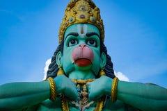 Hanuman indù del dio Fotografia Stock