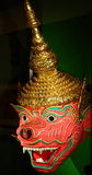 Hanuman Mask from Thailand Stock Image
