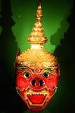 Hanuman Mask From Thailand Royalty Free Stock Photos