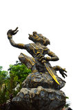 Hanuman, the monkey literature, Thailand Stock Photography