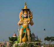 Hanuman nel Ragiastan Fotografie Stock