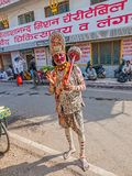 Hanuman in Rishikesh Royalty Free Stock Photography