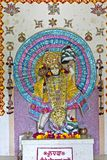 Hanuman Shrine stock foto's