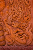 hanuman statua zdjęcia stock