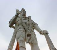 Hanuman statue Stock Photo