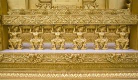 hanuman staty Royaltyfri Foto