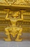 hanuman staty Arkivfoton