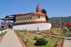Hanuman tempel Royaltyfria Foton