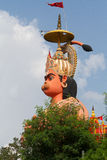 Hanuman temple Stock Photography