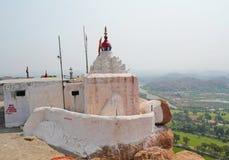 Hanuman Temple bei Hampi, Indien Lizenzfreies Stockfoto