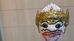 Hanuman Thai puppet. Art doll Thai culture, cute monkey Royalty Free Stock Image