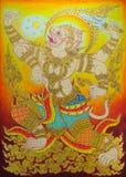 Hanumanen Arkivbilder