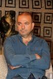 Hany Abu-Assad Palestinian director Stock Image