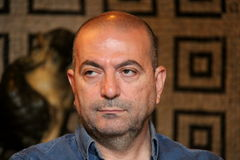 Hany Abu-Assad Palestinian director Royalty Free Stock Image