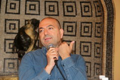 Hany Abu-Assad Palestinian director Stock Photography