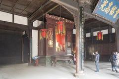 Hanzhaolei temple Stock Image