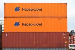 Hapag Lloyd Stock Image