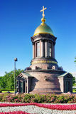 Сhapel in honour of St Petersburg Royalty Free Stock Image
