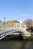 Hapenny Bridge Stock Images