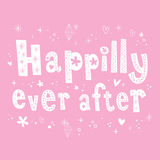 Happily ever after Stock Photos