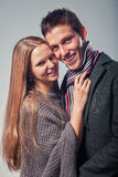 Happily in love Royalty Free Stock Photography