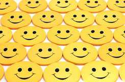 Happines. Happy crowd stock images