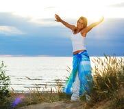 happiness Στοκ Εικόνα