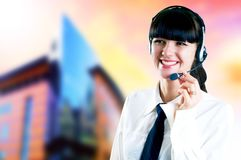 Happiness Businesswoman Stock Images