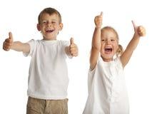 Happiness children Stock Image