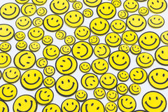 Happiness smiley Stock Photography
