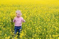 Happiness Girl Stock Photography