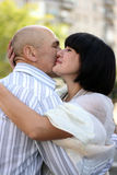 Happiness of love Royalty Free Stock Photo