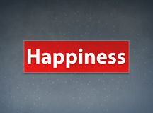 Happiness Red Banner Abstract Background. Happiness Isolated on Red Banner Abstract Background illustration Design vector illustration