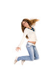 Happiness teenager Royalty Free Stock Photography