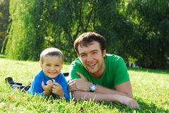 Happiness to be together royalty free stock image