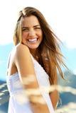 Happiness woman Stock Photo