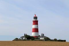 Happisburgh Lighthouse Royalty Free Stock Image